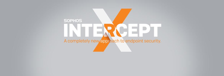 Intercept X CBM Corporate Banner