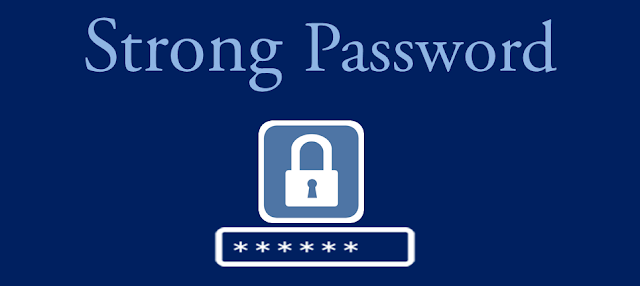 Strong Passwords / Password changes