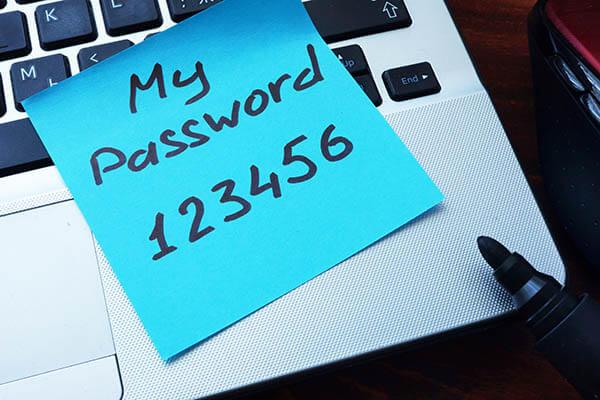Microsoft Password Guidance